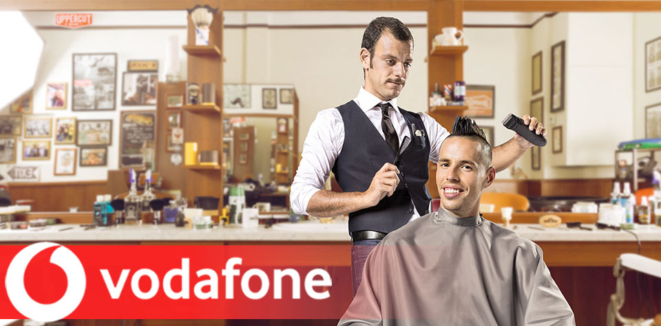 Beppe Volpini for VODAFONE