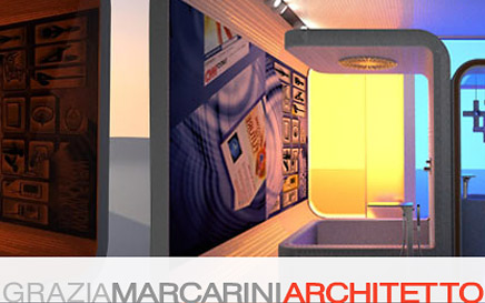 Grazia Marcarini Architetto - website on line