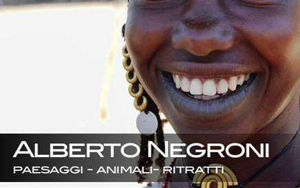 ALBERTO NEGRONI  PHOTOGRAFER - website on line